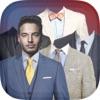 男人西裝時尚照片編輯器圖片蒙太奇