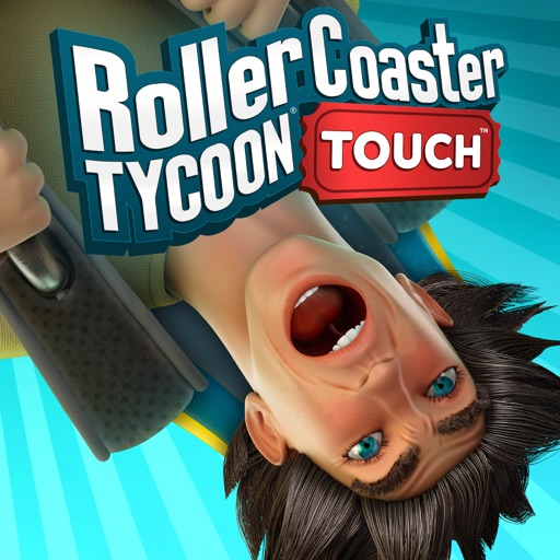 Download RollerCoaster Tycoon® Touch™ free for iPhone, iPod and iPad