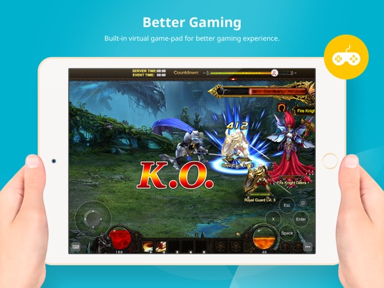 Screenshot #4 for Puffin Browser Pro