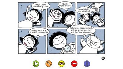 Léon bande dessinéeCapture d'écran de 1