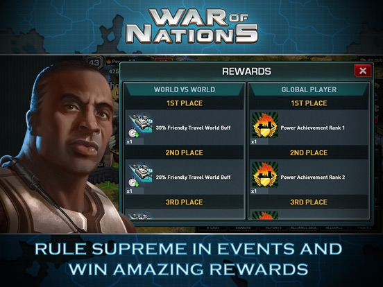 Скачать игру War of Nations™ - PVP Strategy