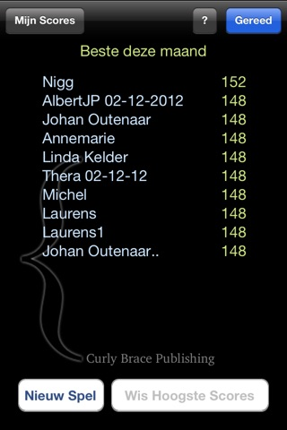 Sjoelen screenshot 2