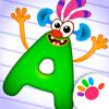 АЗБУКА FULL Детские игры, алфавит буквы! Детей