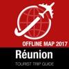 留尼汪 旅遊指南+離線地圖