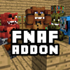 FNAF ADDONS FOR MINECRAFT POCKET EDITION (PE)