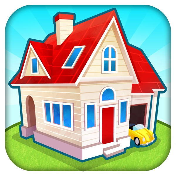 You Can Download Home Design Story Application On Both Your Android And IOS  Phones.