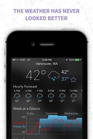 MyRadar Weather Radar screenshot 3