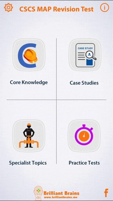 download CSCS Managers & Professionals (MAP) Test Lite appstore review