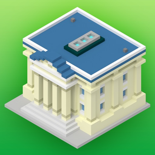 Bit City free software for iPhone, iPod and iPad