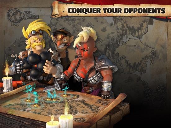 Battle Skylands: Island Allies Screenshot