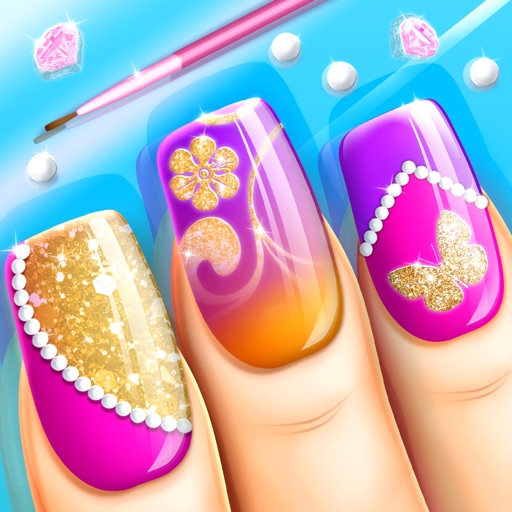 Nail Art Games For Girls Top Star Manicure Salon By Milos