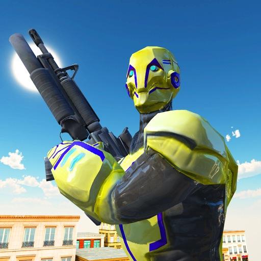 ロボットギャングマフィア - リアルロボットアクションゲームファイティングゲーム