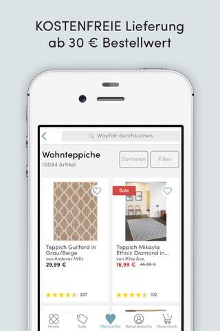 Wayfair – Shop All Things Home screenshot 2