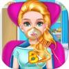 スーパーヒーローズ 医師の手術 子供のためのゲーム スーパーヒーロー