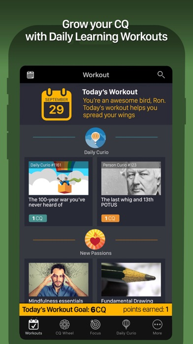 download Curious - the game of learning appstore review