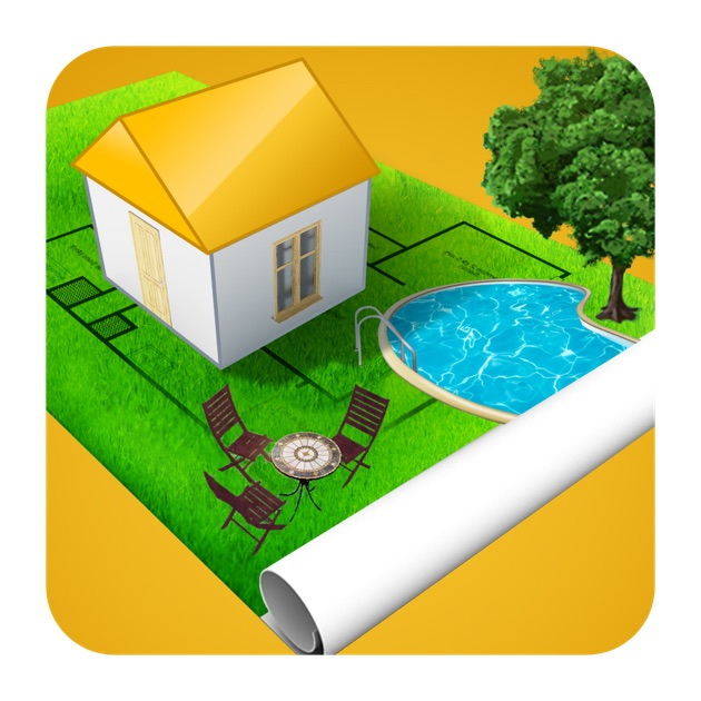 Home design 3d outdoor garden on the mac app store for Garden design 3d mac