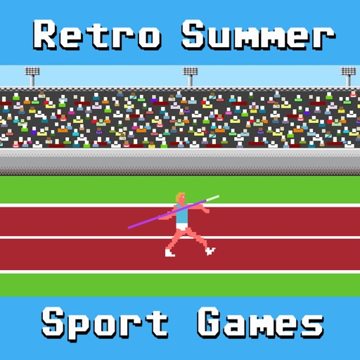 Retro Sports Games Summer Edition iOS App