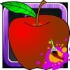 Color Book Fruits - Apple For Kids