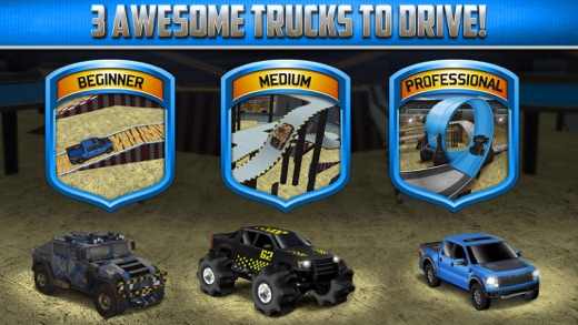 Semi Truck Parking Games For