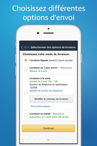 Amazon – Shopping made easy screenshot 4