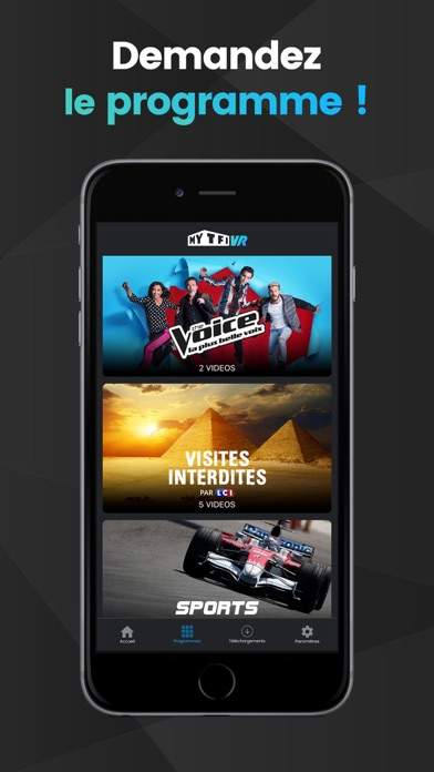 download MTF1 VR - Réalité Virtuelle apps 1
