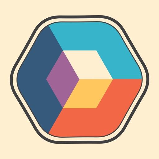 色彩拼凑:Colorcube