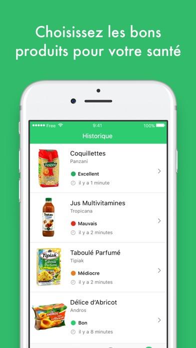 download Yuka - Scan de produits apps 3