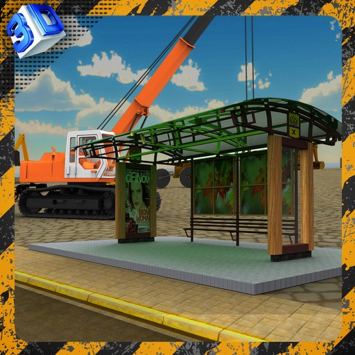 City Construction Bus Station – Builder Game Sim iOS App