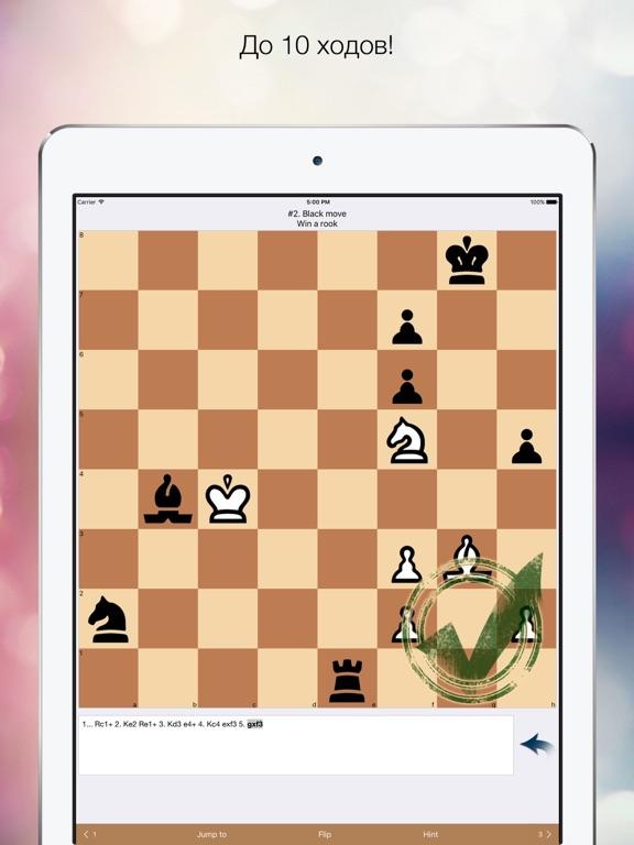 Шахматные Этюды. 3е издание на iPad