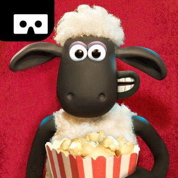 Shaun the Sheep - Movie Barn VR for iPhone