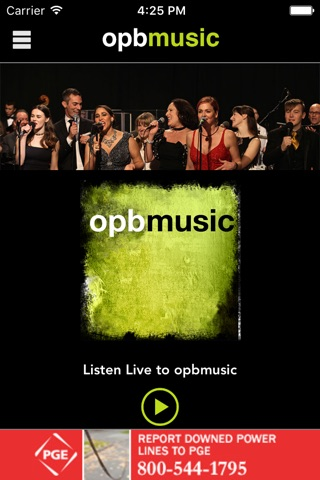 opbmusic screenshot 1
