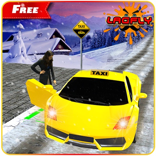 Snow Taxi Drive Simulator 2017 iOS App