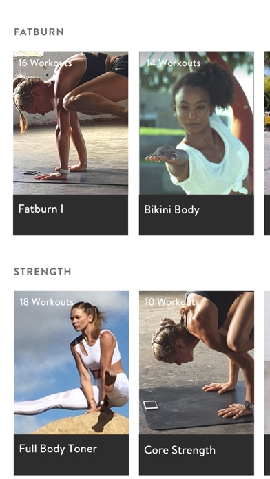 download Asana Rebel: Yoga and Fitness appstore review