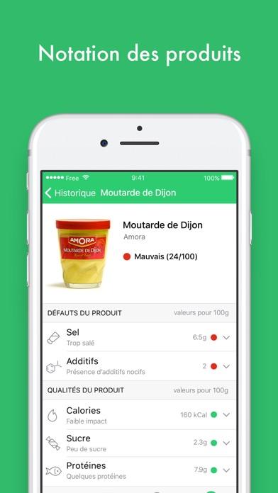 download Yuka - Scan de produits apps 1