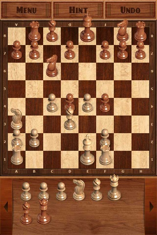 Chess screenshot 1