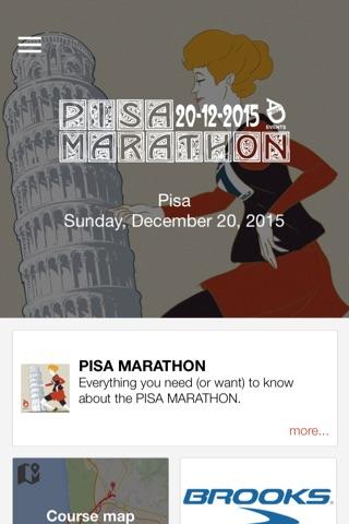 PISA MARATHON screenshot 1