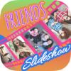 Amigos Slideshow Criador Criar Grátis Vídeo