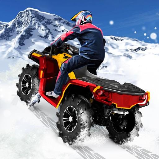 ATV Snow Simulator iOS App