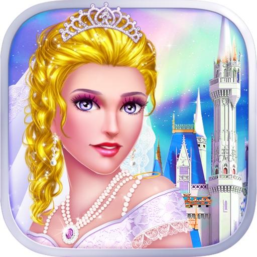 Snow Wedding: Ice Beauty Spa Dress Up & Salon Game iOS App