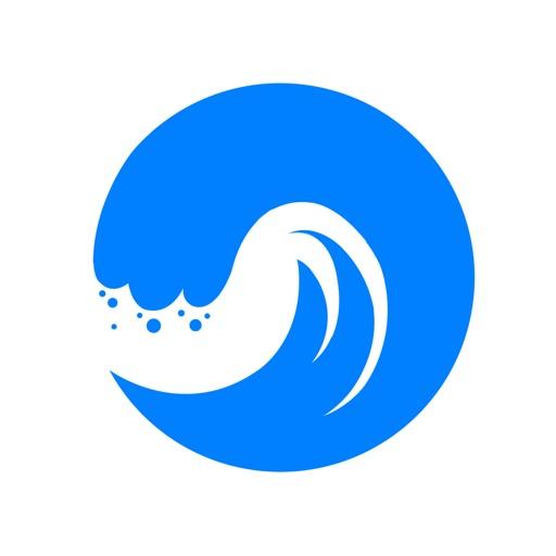 サーフィンで知りたい水温(海面温度)がわかる