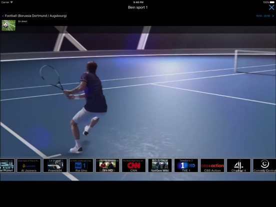 IPTV Streamer Pro Screenshots