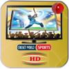 Cricket World Sports HD T20, ODI, TEST ALL Sports