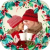 Mistletoe Camera Stickers - Christmas Photo Booth