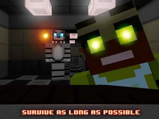 Nights at Cube Pizzeria 3D-ipad-4