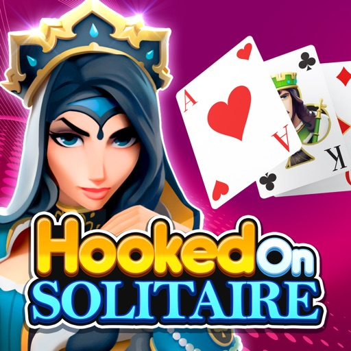 Hooked On Solitaire iOS App