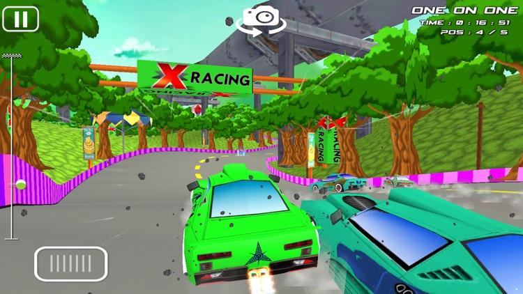 x racing free fun car racing games for kids
