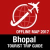 博帕尔 旅遊指南+離線地圖