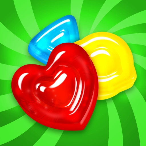Gummy Drop! – A Match 3 Puzzle Game