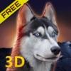 Husky Snow Dog Simulator 3D