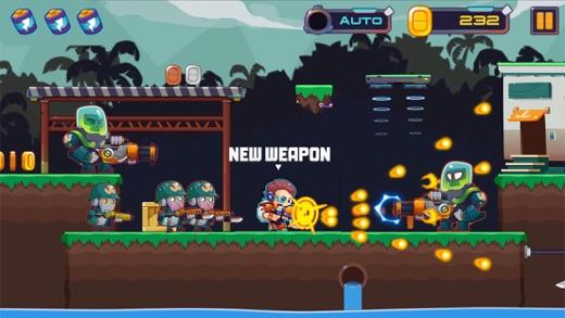 Metal Shooter: Run and Gun Screenshots